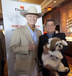 Arthur_E_Benjamin_Larry_Hagman_and_Bandit_Film_Matters_Event_thumbnail
