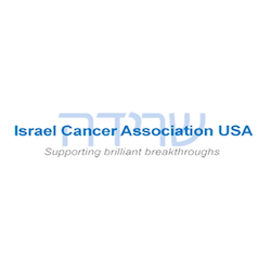 israel cancer association logo
